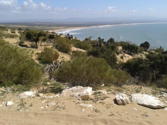 Randonnée au Cap Sim
