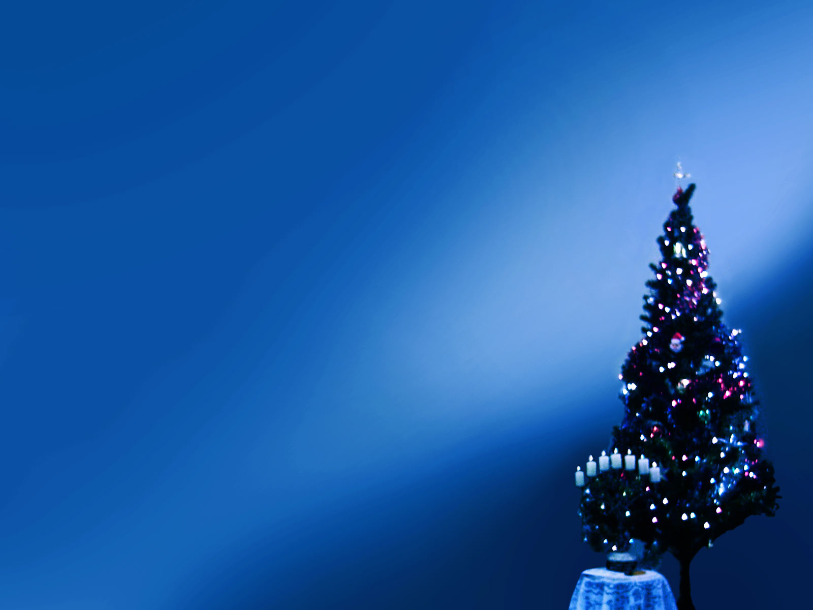 download night christmas theme for powerpoint background - Christmas Themes Free