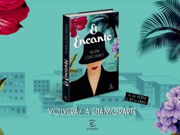 #SegnalazioneTime - Un posto chiamato incanto di Susana López Rubio