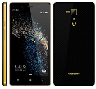 Photo of Videocon Z55 Dash smartphone