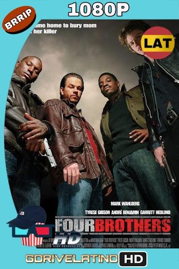 Cuatro Hermanos (2005) BRRip 1080p Latino-Ingles mkv
