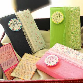 Harga Al-Qur'an Hafalan Resleting Cordoba