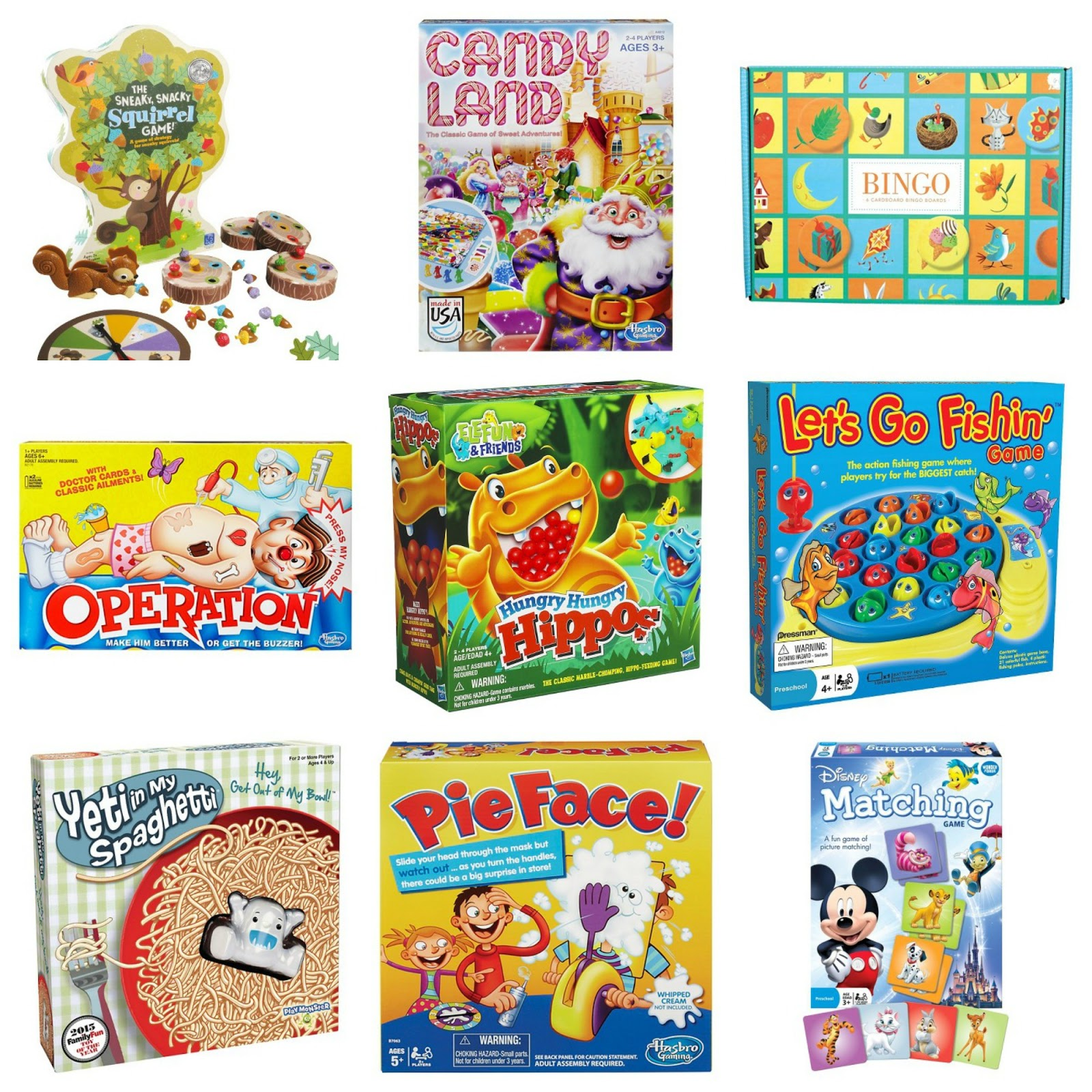our family favorites board games for kids hello happiness. Black Bedroom Furniture Sets. Home Design Ideas