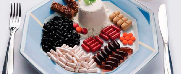 Suplementos Alimentares - Pesquisa revela que metade dos brasileiros já consomem