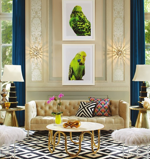 Home Interior Catalog 2013: Belle Maison: Highlights From The Jonathan Adler 2013 Fall