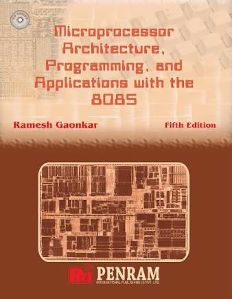 Microprocessor and interfacing by ramesh gaonkar pdf