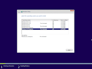 Windows 8.1 X64 6in1 2016 Single Link