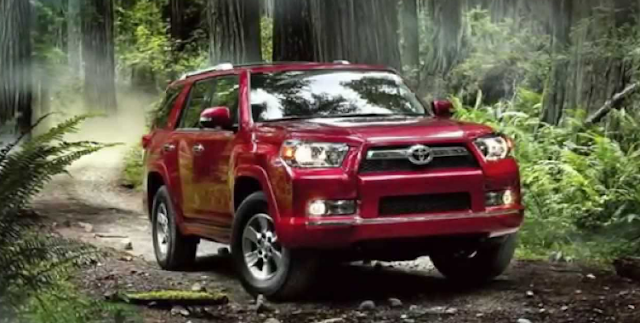 2017 Toyota 4Runner Redesign