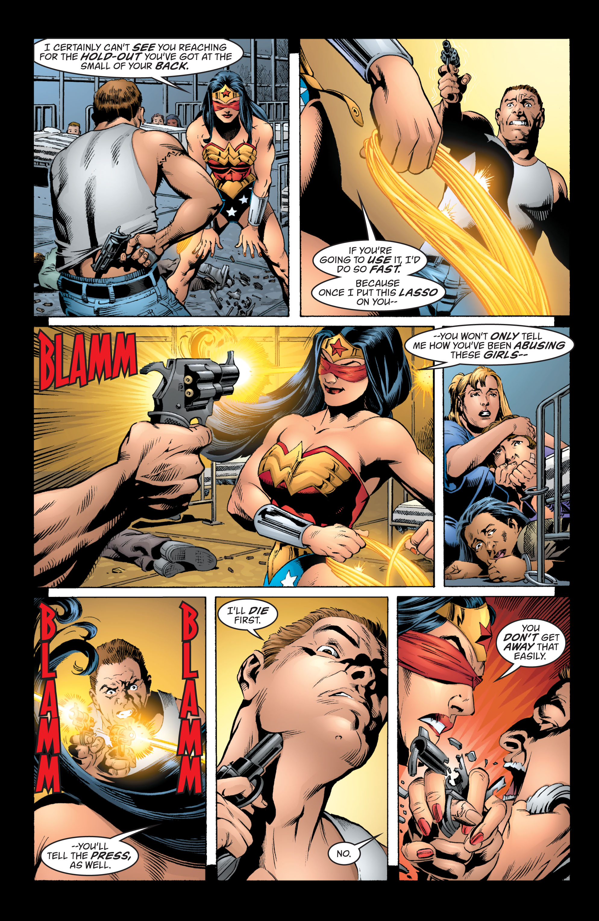 Read online Wonder Woman (1987) comic -  Issue #215 - 4