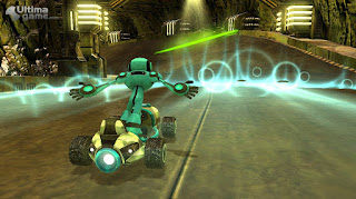 Free Download Ben 10 Galactic Racing 3DS CIA Region Free
