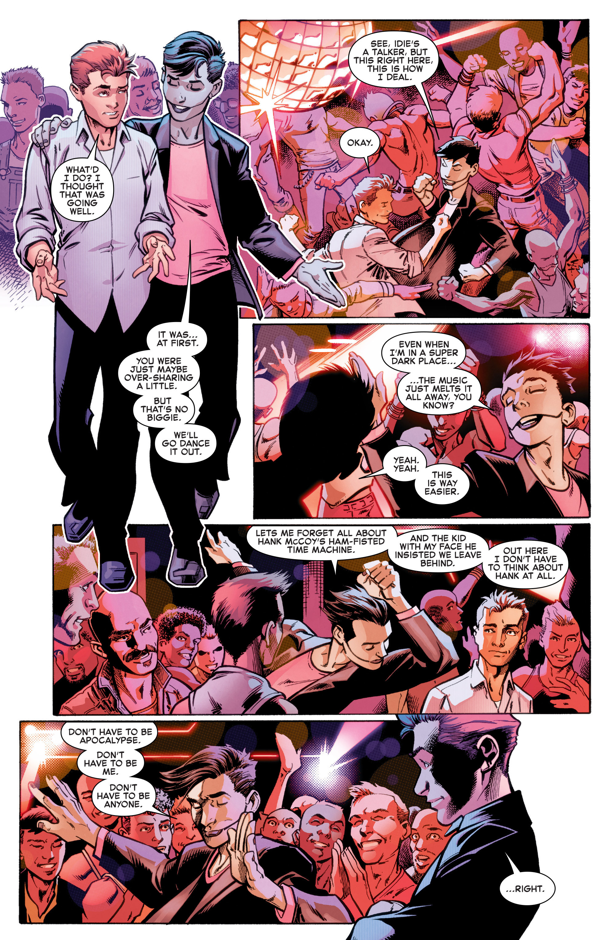 Read online All-New X-Men (2016) comic -  Issue #13 - 7