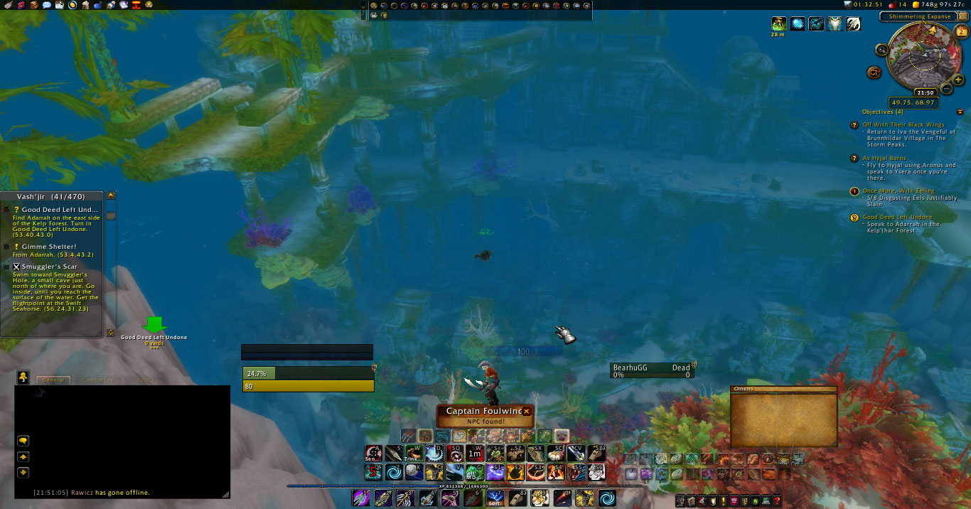 WoW or Gold - A Hardcore Mindset: GrayzBDF Has More Than 1