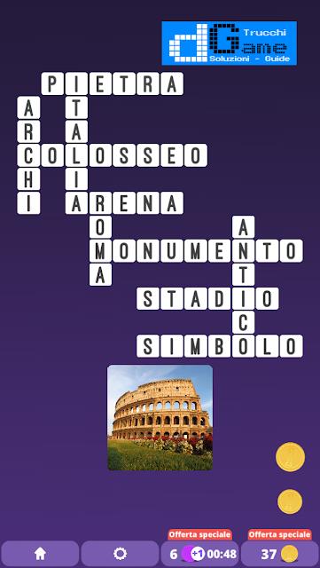 Soluzioni One Clue Crossword livello 11 schemi 3 (Cruciverba illustrato)  | Parole e foto