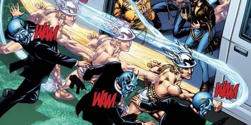 hermes superhero tercepat dari marvel