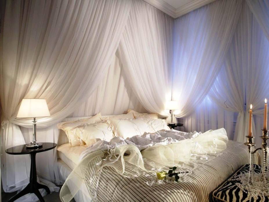 Dekorasi Kamar Tidur Romantis