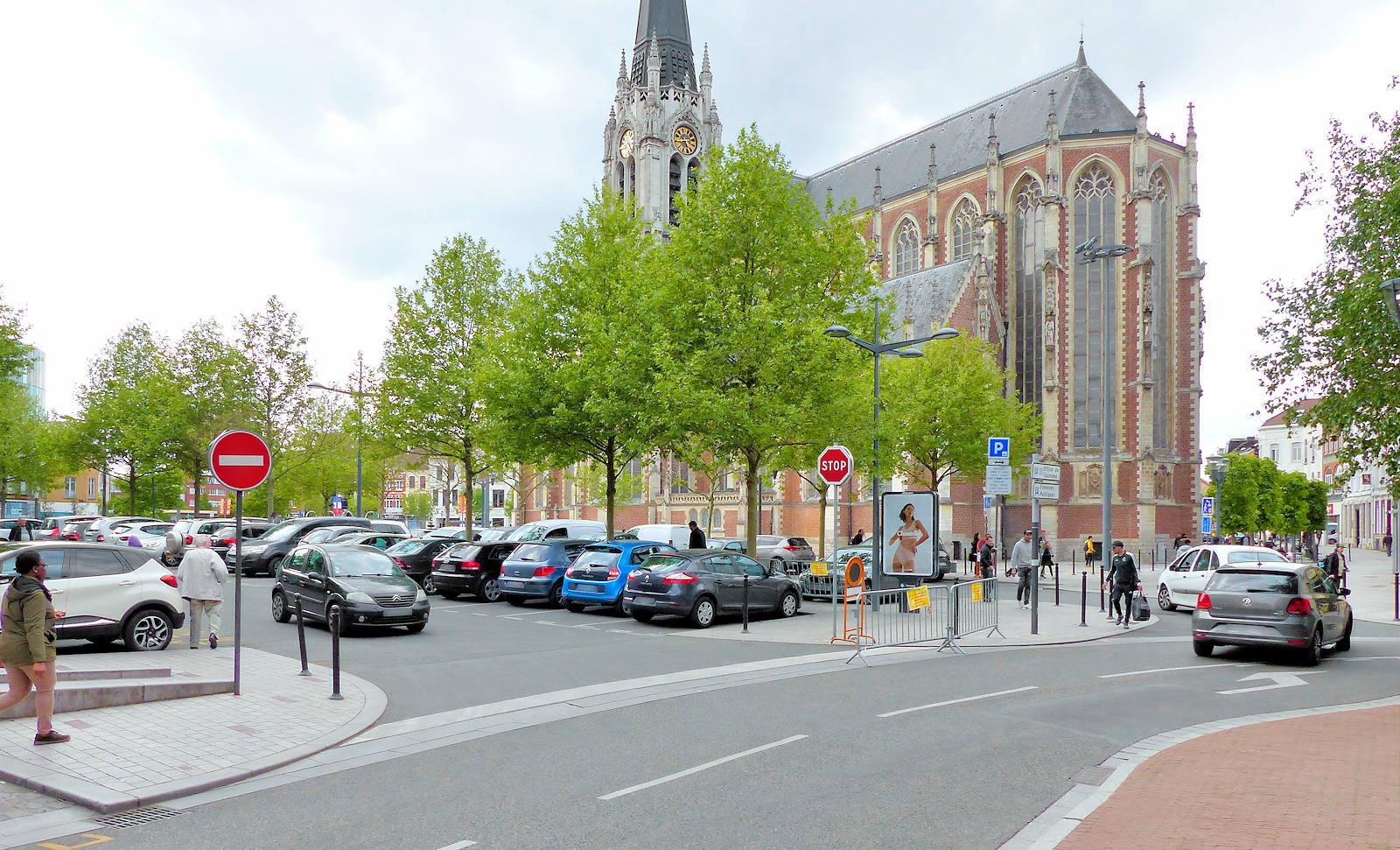 Parking Centre Tourcoing - Place de la Résistance