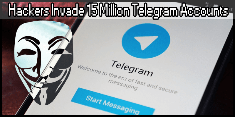 Hackers Attacks 15 Million Telegram Accounts | Alvin Indra