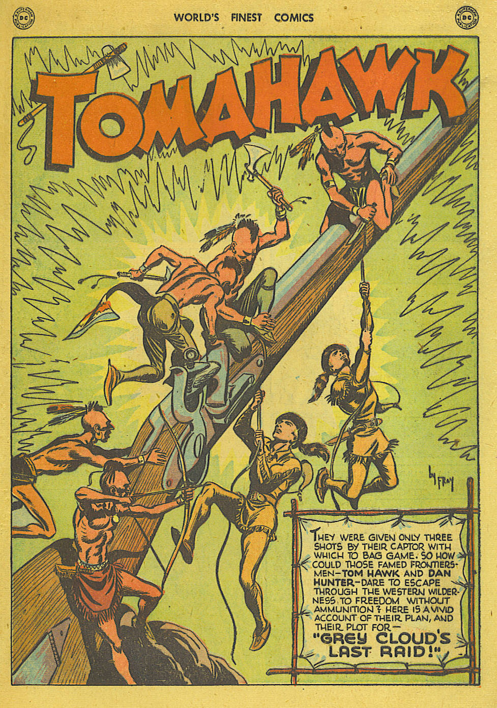 Read online World's Finest Comics comic -  Issue #34 - 17