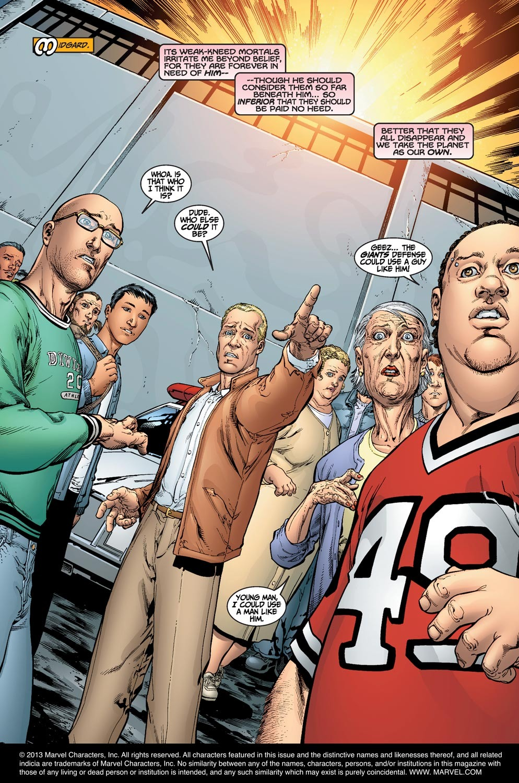 Thor (1998) Issue #49 #50 - English 2