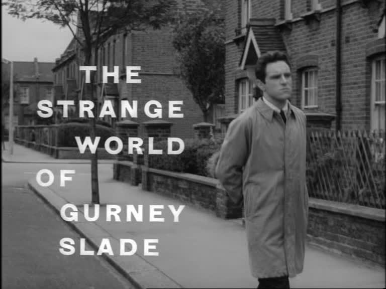 Image result for The Strange World Of Gurney Slade