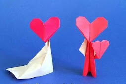 "Novel  ""Origami Love"" Terbaru 2019"