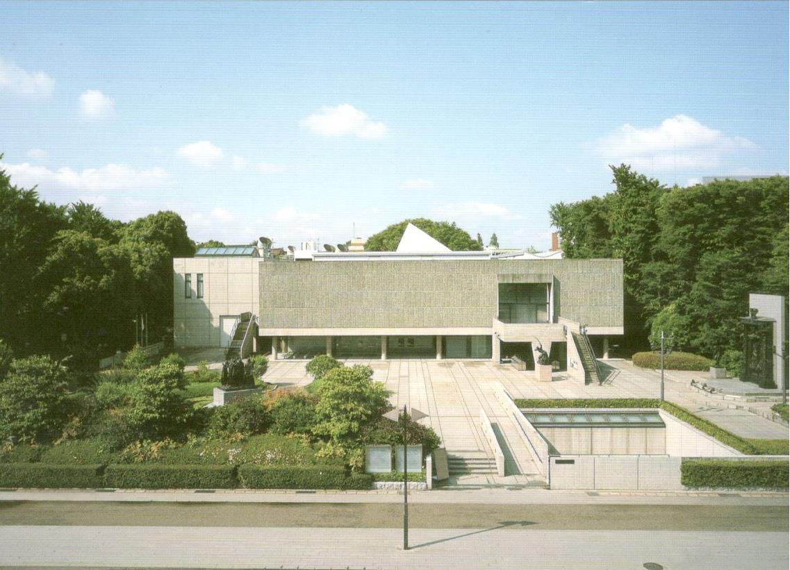 Unesco Gforpcrossing Japan The Architectural Work Of Le Corbusier