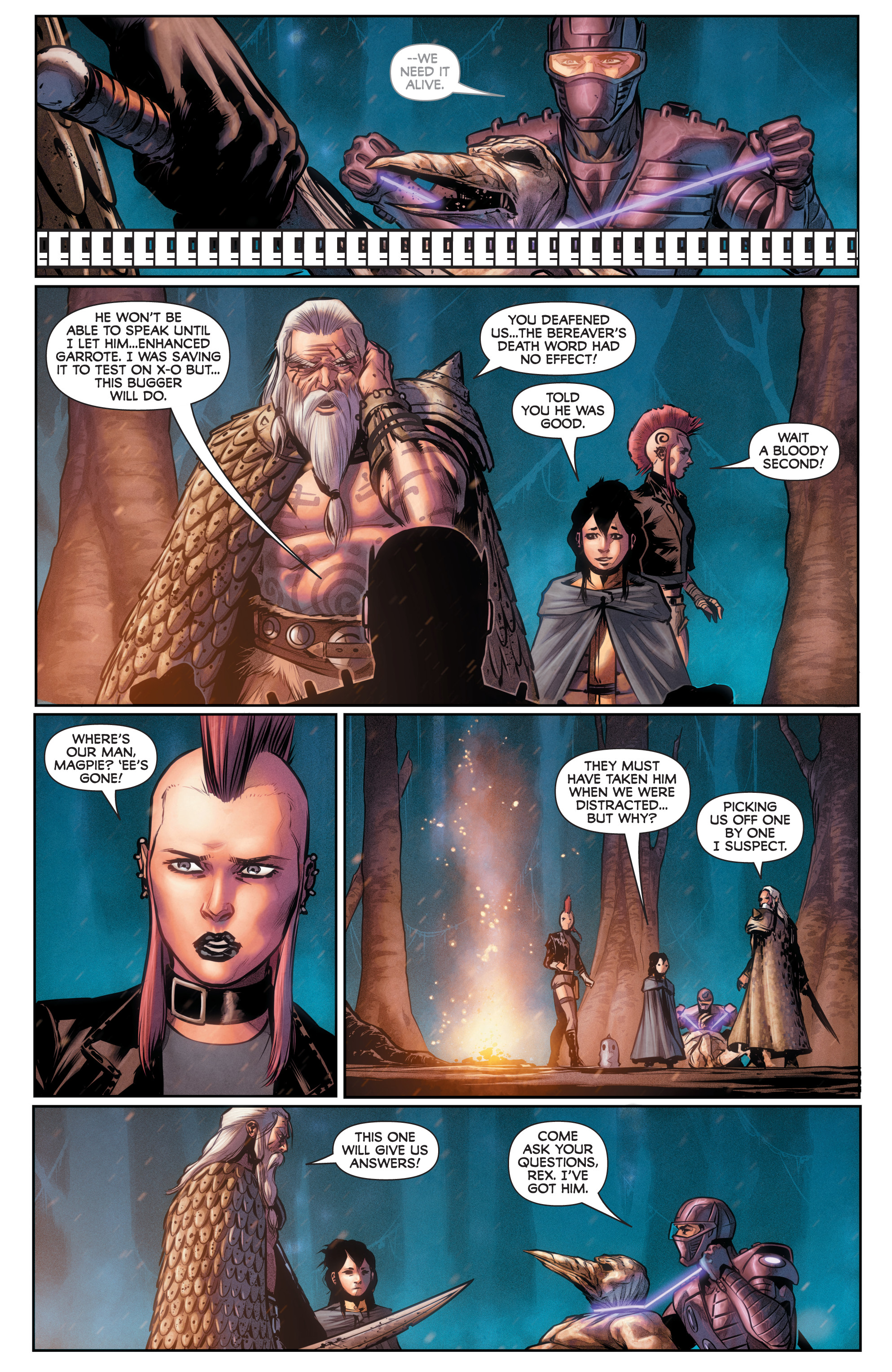 Read online Rapture comic -  Issue #2 - 17