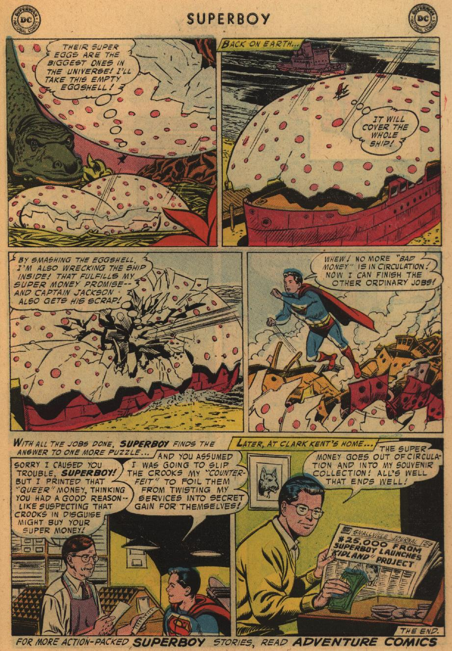 Superboy (1949) issue 51 - Page 24