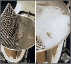 Limpiar los filtros met licos de la campana extractora - Limpiar campana extractora ...