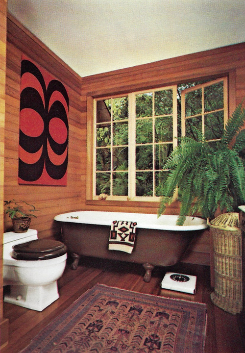 Vintage Home: Planning & Remodling Bathrooms 1975 | From