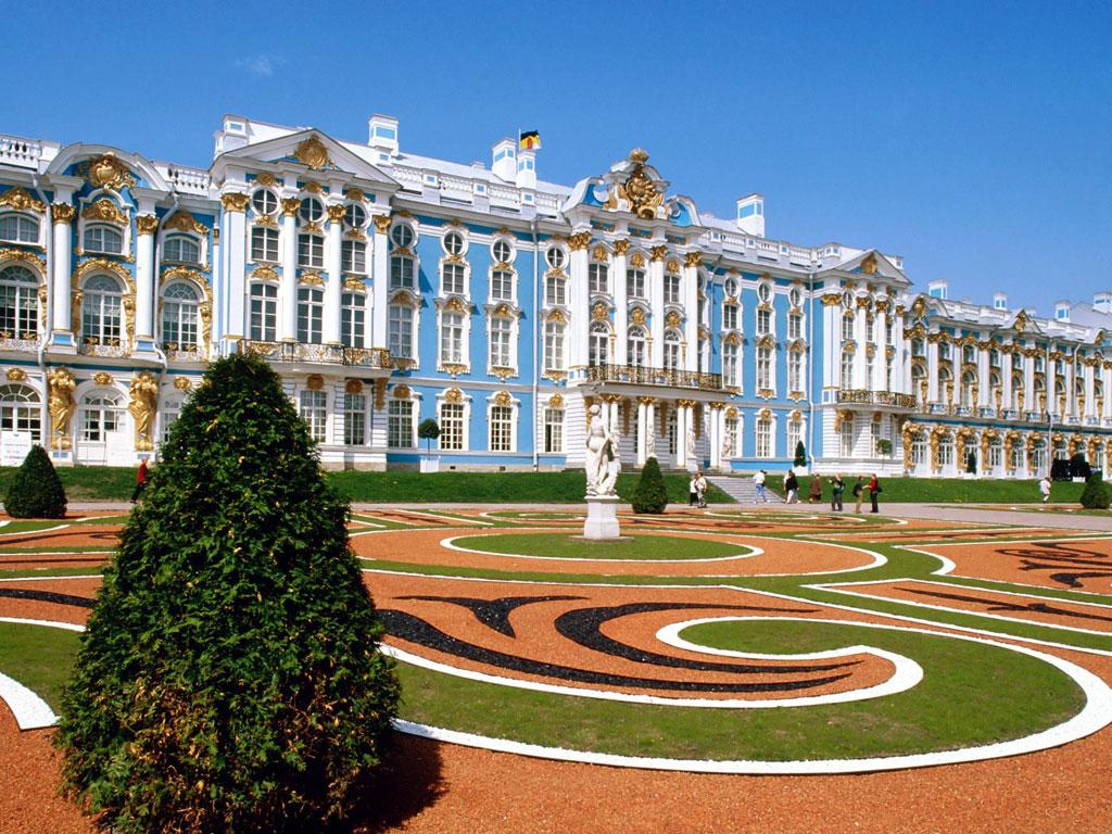 Palácio da Catarina - Russia