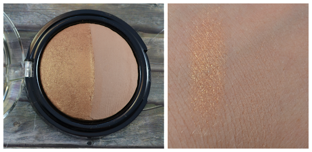 Rival de Loop The Golden 20's LE Contouring Duo Highlighter und Bronzer Swatches