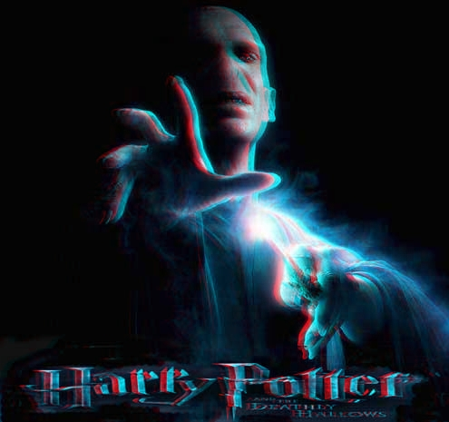 Download Free 3D Harry Potter and the Deathly Hallows ...  Download Free 3...
