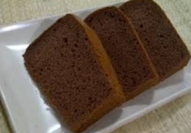 Resep kue bolu panggang coklat