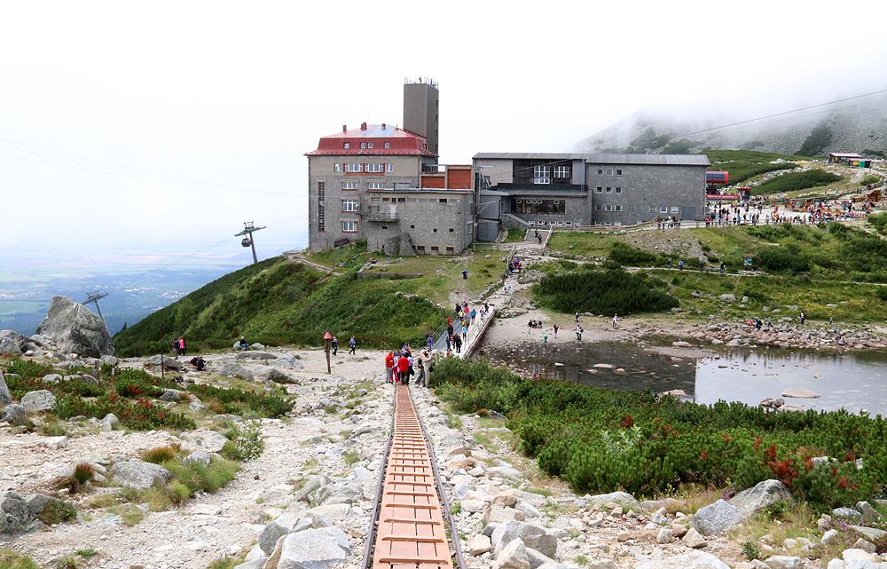 Lomnický štít 2634 m – Slovakia 12