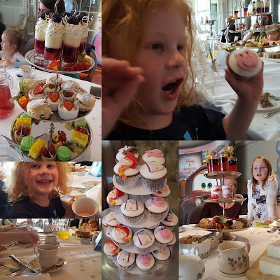 Great John Street Hotel High Tea
