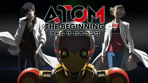 Sinopsis Atom: The Beginning
