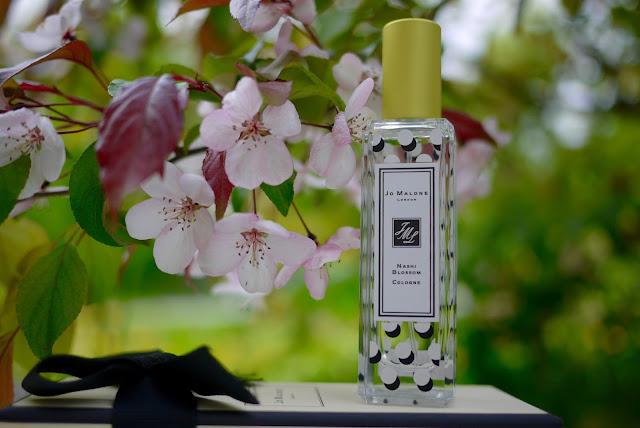 Jo Malone, Nashi Blossom, niche perfumery
