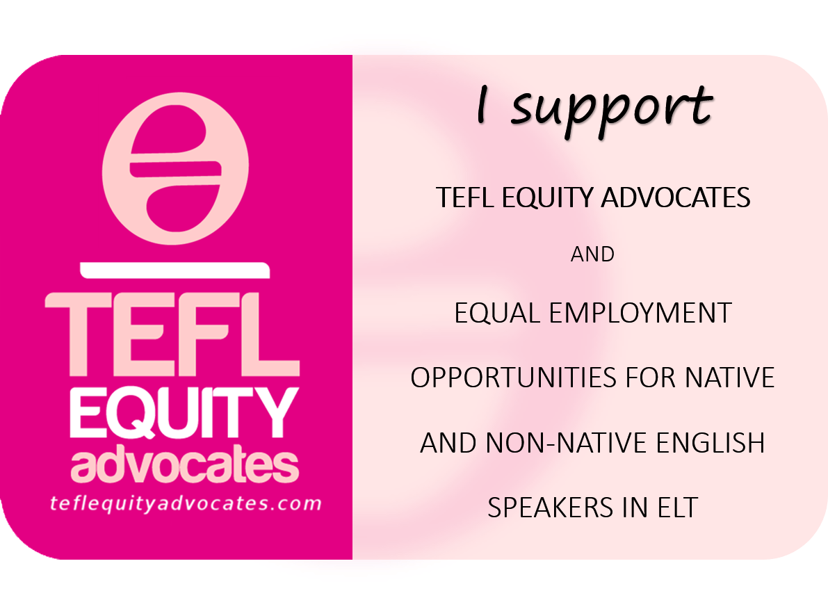 TEFL Equity Advocate