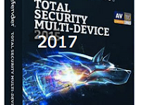 Bitdefender Total Security Multi-Device 2017 Windows 10
