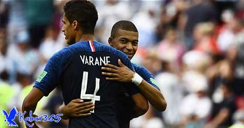 Varane Berharap Dapat Setim Lagi dengan Mbappe di Madrid