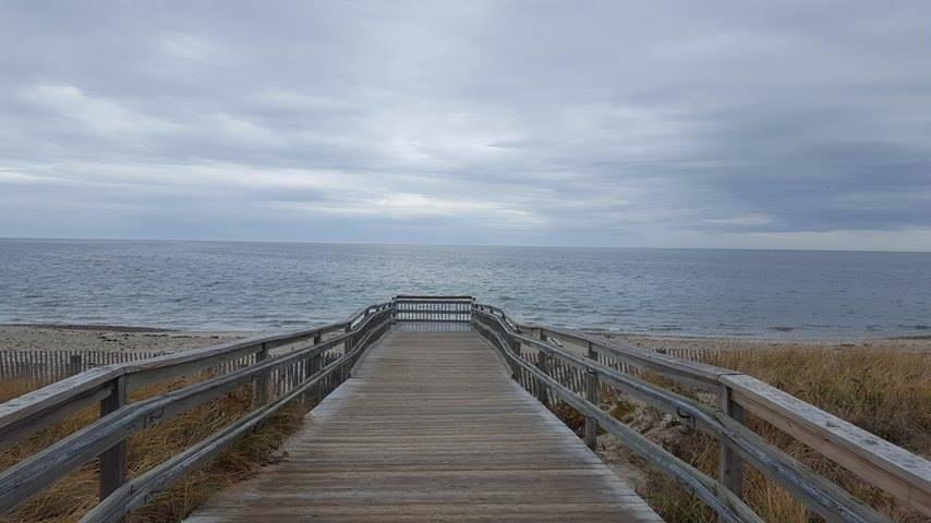 Cranberry County Magazine Duxbury Beach November King Tide