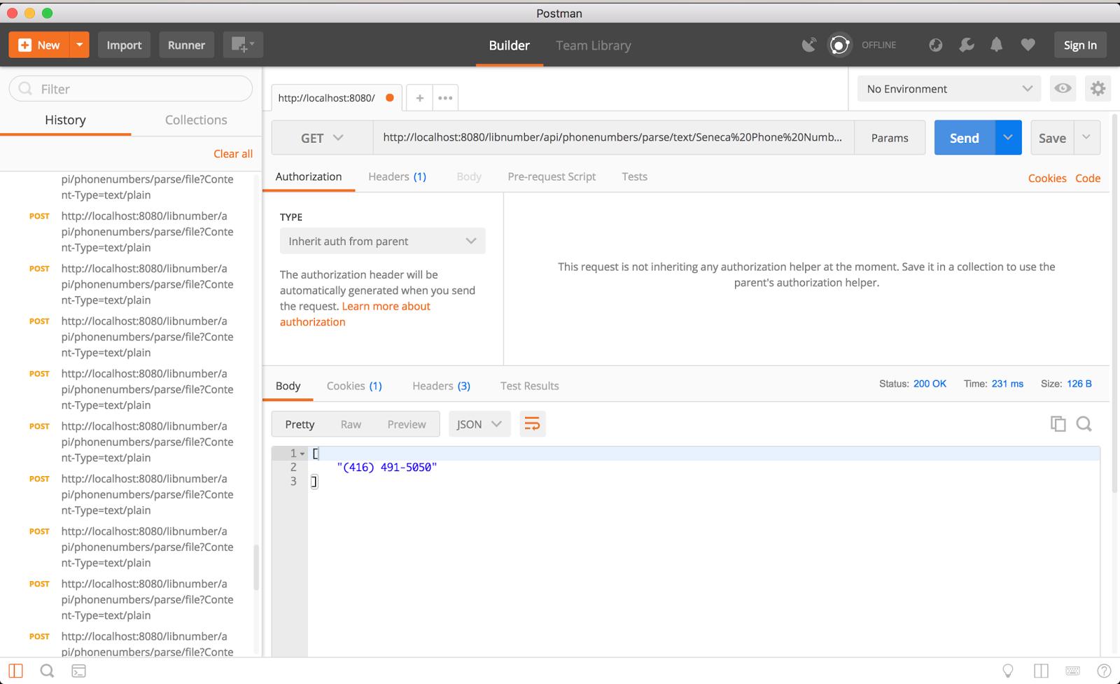 Tutorial] Create Restful Web Server using Google