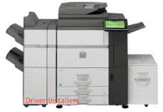 Sharp MX-7040N Driver Download and Installers