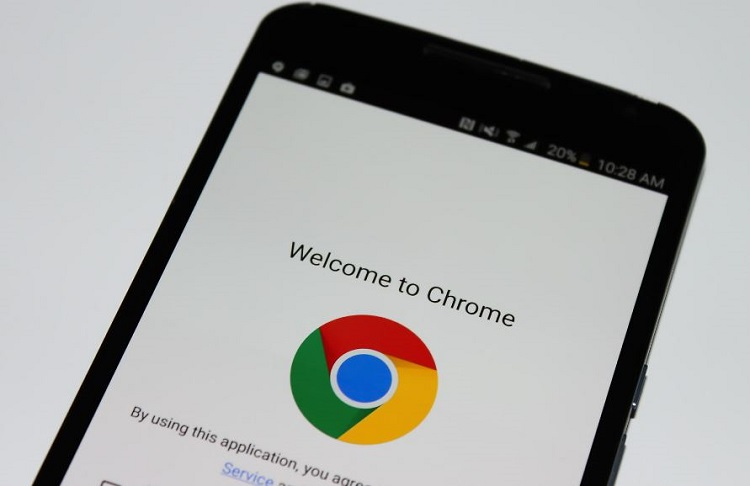 Chrome pour Android