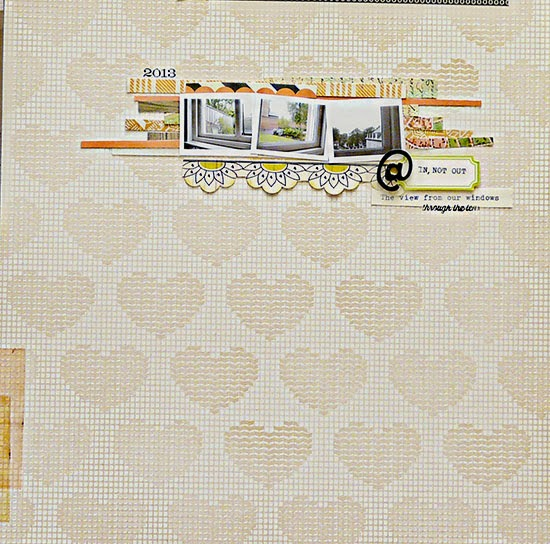 Sian Fair: breaking the scrapbooking rules for Get It Scrapped