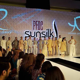 Pakistan Runaway Event Fashion Week PFDC Sunsilk 2107 - 2018