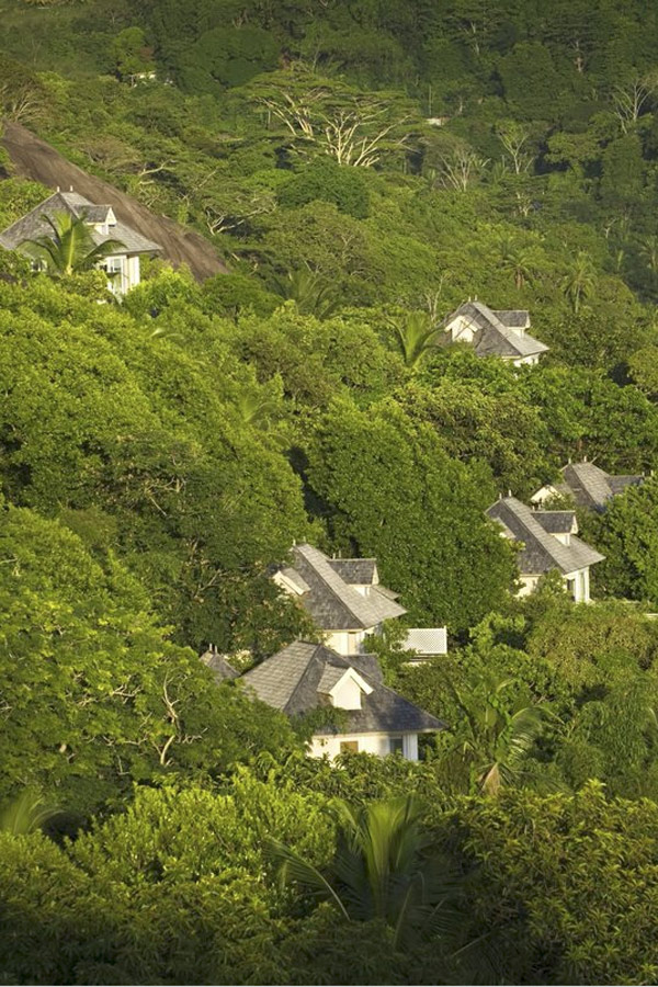 Will Banyan Tree in Mandai look like Banyan Tree Seychelles, which is set in a tropical forest?