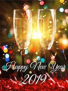 سنة جديدة سعيدة 2019 صو
