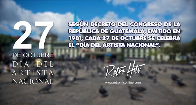 Día del Artista Nacional de Guatemala
